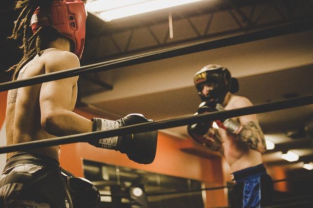 Sparring jako forma tréniku v boxu a jiných bojových sportech