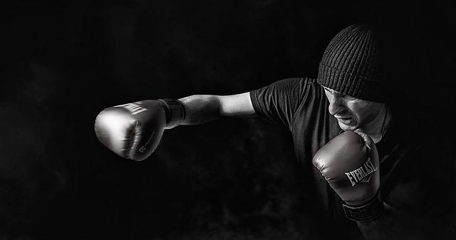 Kickbox je skvělý pro posílení fyzické i mentální kondice