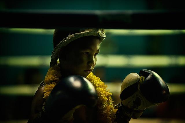 Muay Thai a příprava mladého bojovníka